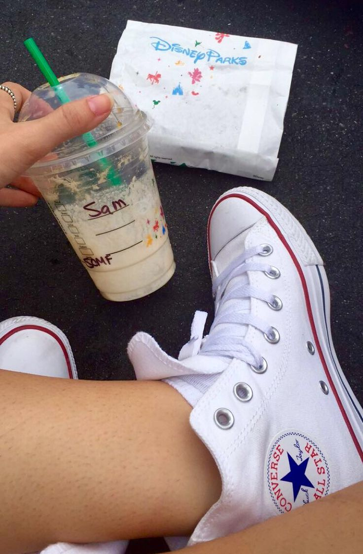 Disney and Starbs just go together