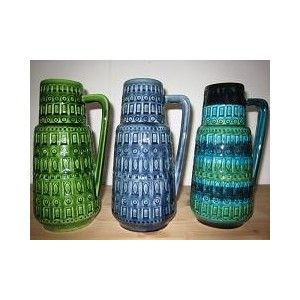 Scheurich Euro Linie vases...large selection colors