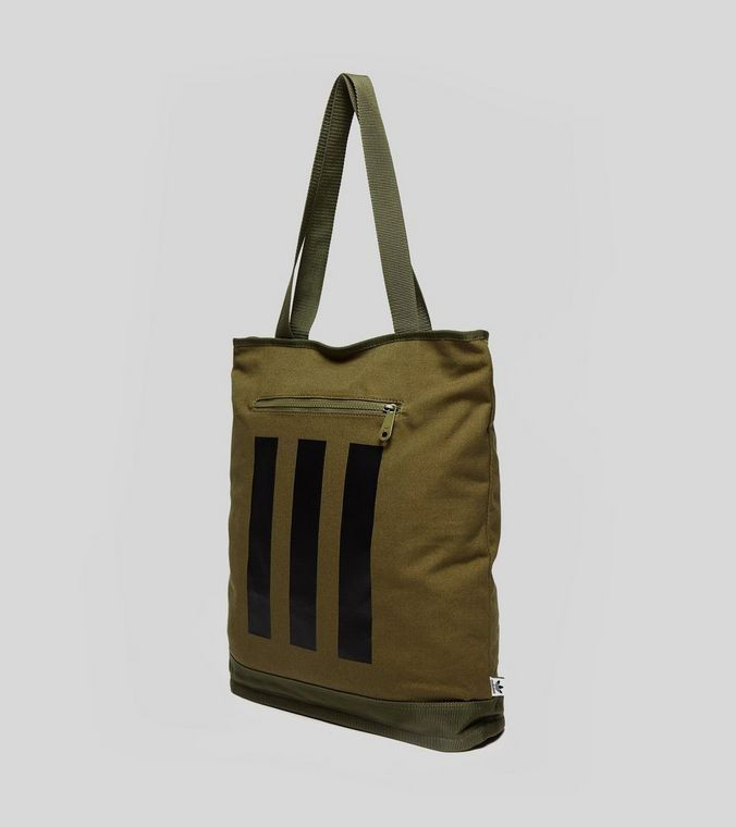 adidas Originals 3 Stripe Shopping Tote Bag