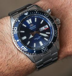 Orient Mako USA Watch Review: Best Budget Diver