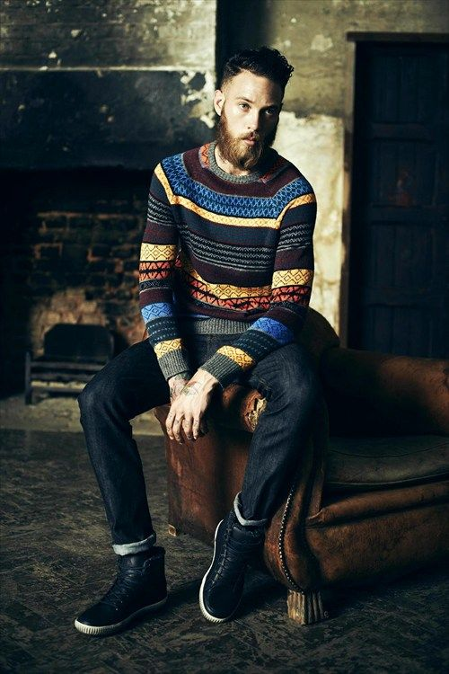 modas hombre primark otoño 2013 2014