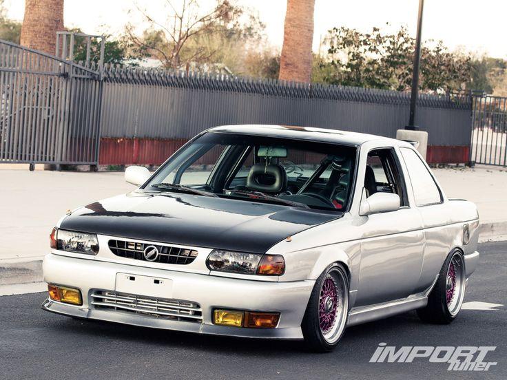 1992 Nissan Sentra XE-labor of life