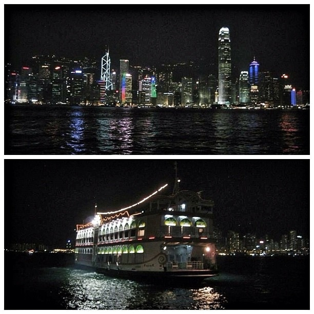 I think Hong Kong's skyline is so awesome and spectacular to gaze at! #PotentialistCanada