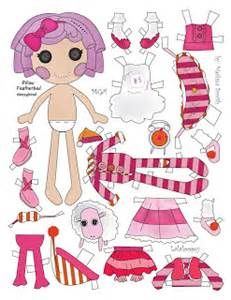 Lalaloopsie paper dolls - Yahoo Image Search Results