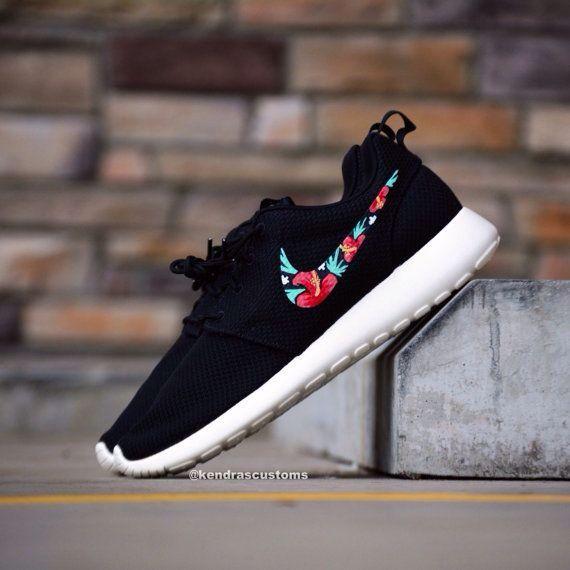 Nike floral print                                                       …
