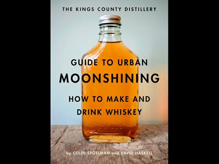 """""""Guide to Urban Moonshining"""" 