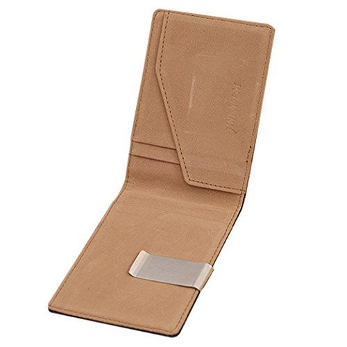 Lacaca Mens Leather Magic Credit Card ID Holder Money Clip Wallet (Coffee) Lacaca http://www.amazon.co.uk/dp/B017K9K8NM/ref=cm_sw_r_pi_dp_6KXowb0556XVY