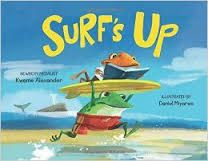 Surf's up by Kwame Alexander.
