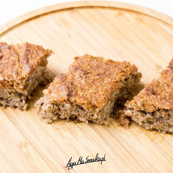 proste zdrowe bezglutenowe ciasto kokosowe bez cukru kokosanka