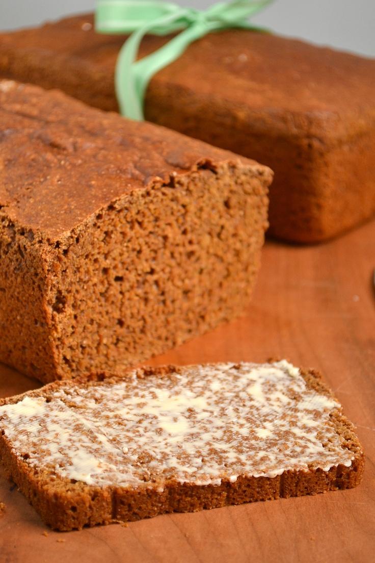Icelandic Brown Bread