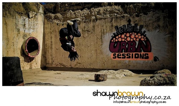 Parkour - Urban Sessions – Street Culture at Orlando Towers, Soweto | Shawn Brown Photography