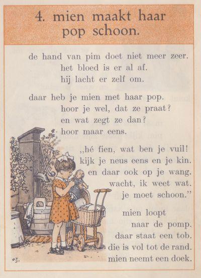 Cornelis Jetses Verzameling. De boeken van uitgeverij Wolters met illustratie's van Cornelis Jetses. Tekenaar van o.a. Ot en Sien en de schoolplaten met Aap Noot Mies