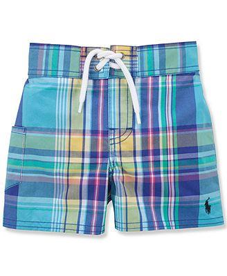 Ralph Lauren Baby Boys' Swim Trunks