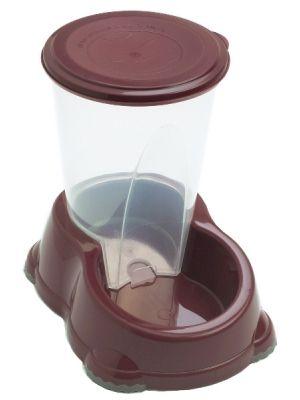 brązowy dozownik na wodę  • antypoślizgowe nakładki • solidne wykonie • łatwy w czyszczeniu • stonowany kolor