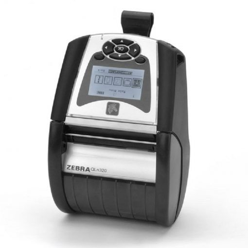 #ZEBRAQLN320 Direct Thermal Mobile Printer at wish a pos