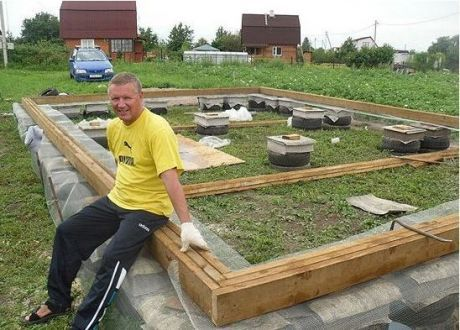 Как построить дом за 2 недели своими руками - МирТесен
