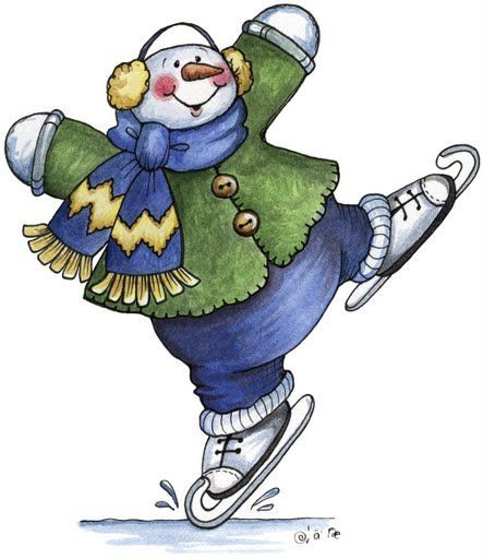 Clip Art Pictures, Snowman Tag::I could see cutting out a winter scene from a card or wrapping paper to insert into the oval.