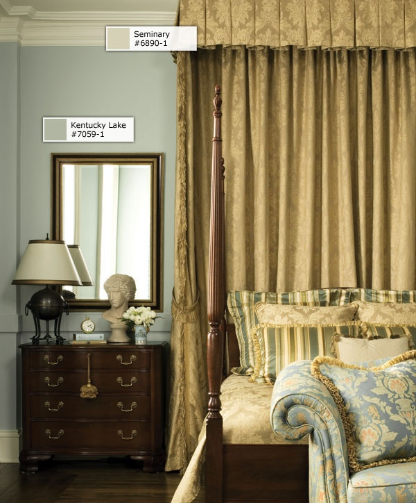 Paint Color Collections From The Voice Of Color Living Room