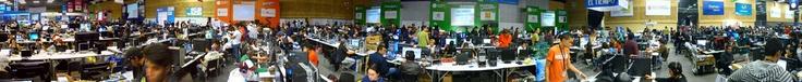 CPCO4 - 360º Una vista de Campus Party en Colombia
