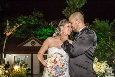 Ufa agora sim casados!!!