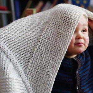 tuto de la couverture simple et graphique pour bébé chic ! (by de rerum natura)