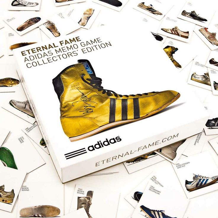 Adidas Memory - Spotted by Milledoni