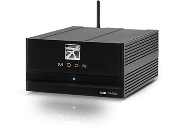 MOON 180 MiND: Intelligent Network Streamer
