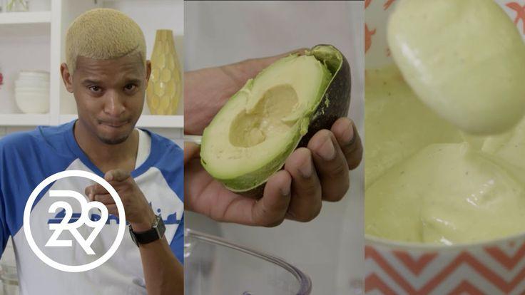 How To Make Chef Roble's Avocado Dressing                              …