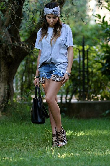 Zara Shoes, Otra Vez Shorts