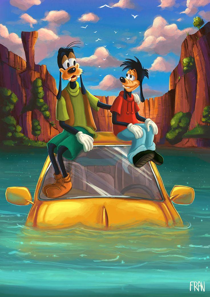 Goofy Movie by lanfanarts on DeviantArt