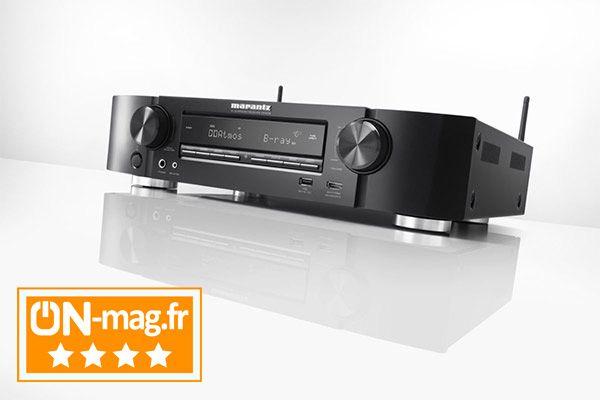 Test ampli home cinema Marantz NR1608 : bulle sonore convaincante et multiroom complet