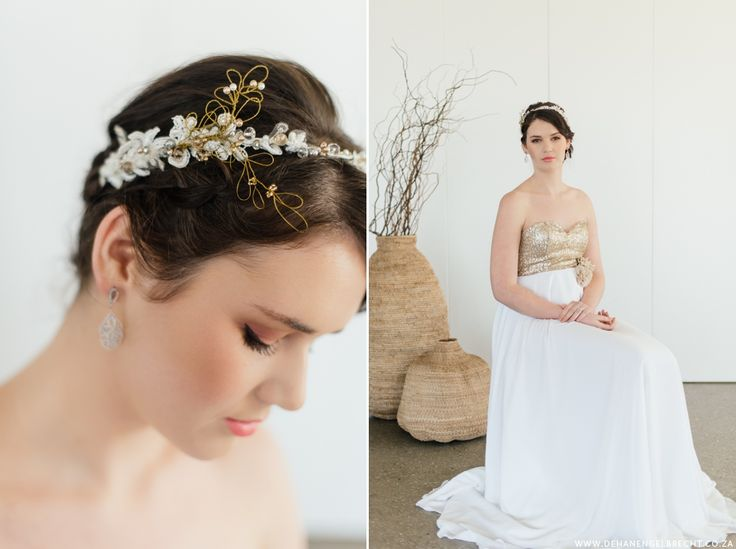Gold, Elegant & Fresh | Styled Shoot - Dehan Engelbrecht