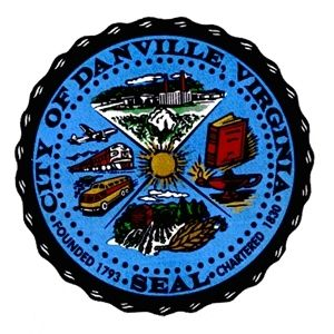 City of Danville Official Seal