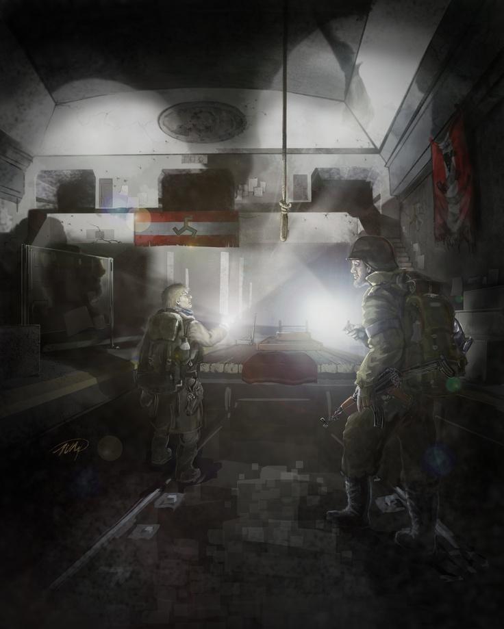 Metro 2033 by JuanMiPerez