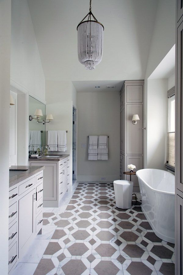 Beautiful Bathroom Design In Houston By Meg Lonergan Interiors U0026 Talbott    Reagan   Andre Architecture. #bathroomdesign #bathroomdecor  #luxurybathrooms ...