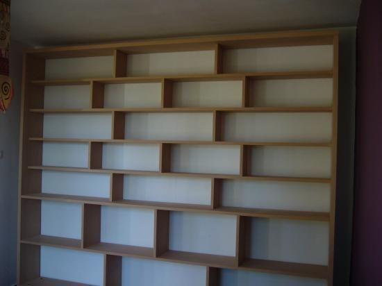 Les 13 meilleures images du tableau biblioth que salon sur pinterest biblioth que salon - Decoration bibliotheque murale salon ...