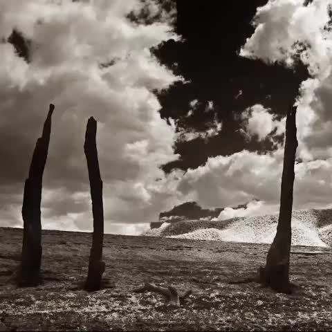 Sentinels - from 'karst country' 2016 redux - Goodradigbee River near Wee Jasper NSW #infrared