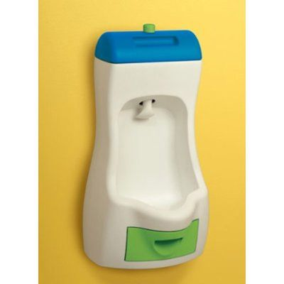 Peter Potty - Flushable Potty Training Urinal for Boys   Potty Training Concepts