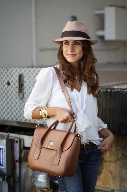 East Coast West Coast Fashion: Gina's looks