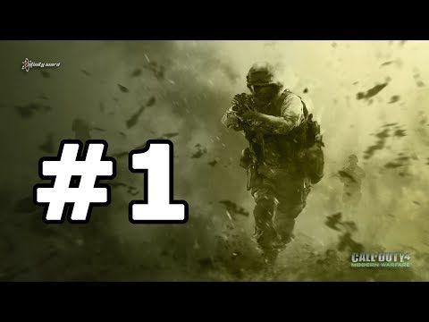 http://callofdutyforever.com/call-of-duty-gameplay/call-of-duty-4-modern-warfare-part-1-walkthrough-no-commentary/ - Call of Duty 4: Modern Warfare - Part 1 Walkthrough No Commentary  Call of Duty 4: Modern Warfare – Part 1 Walkthrough No Commentary Twitter: https://twitter.com/Santosx07 — Call of Duty 4 Call of Duty 4 walkthrough. Here is my walkthrough, let's play playthrough of Call of Duty 4. This walkthrough of Call of Duty 4 will have no commentary...
