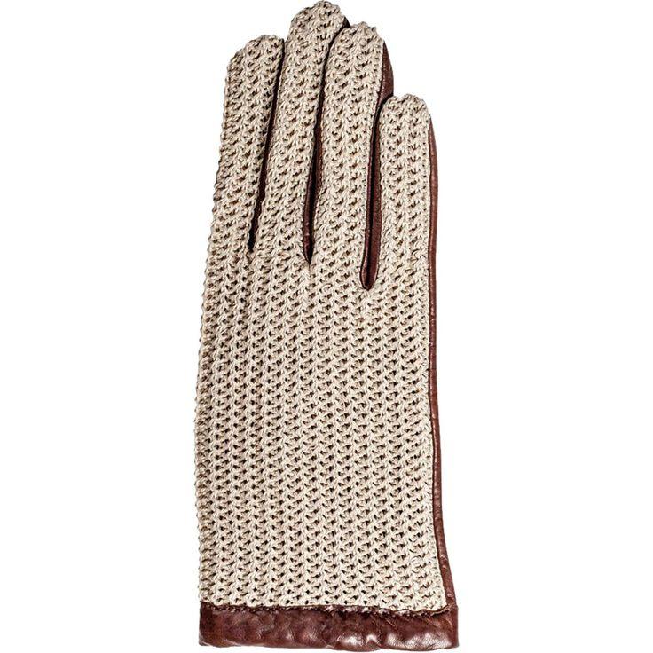 Hestra Grace Glove Chestnut 6.5