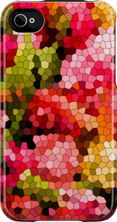 Spring Mosaic for iPhone 4 Capsule - $40