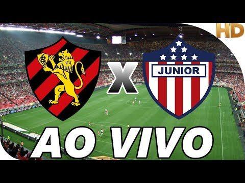 Assistir Sport x Junior de Barranquilla Ao Vivo Online Grátis - Link do Jogo: http://www.aovivotv.net/assistir-jogo-do-sport-ao-vivo/   IN...