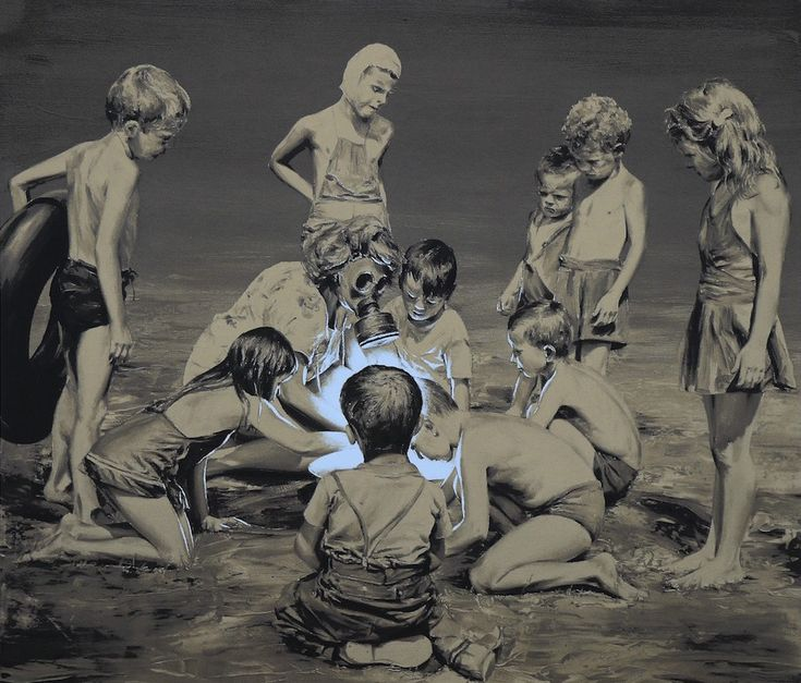 Surreal Oil Paintings by Paco Pomet - Page 2 of 7 - Deviant World