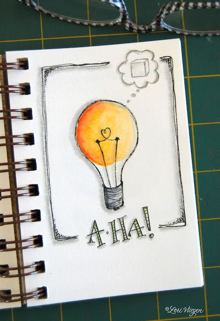 What a cute little blog! Makes me wish I had more energy to draw my journal entries.
