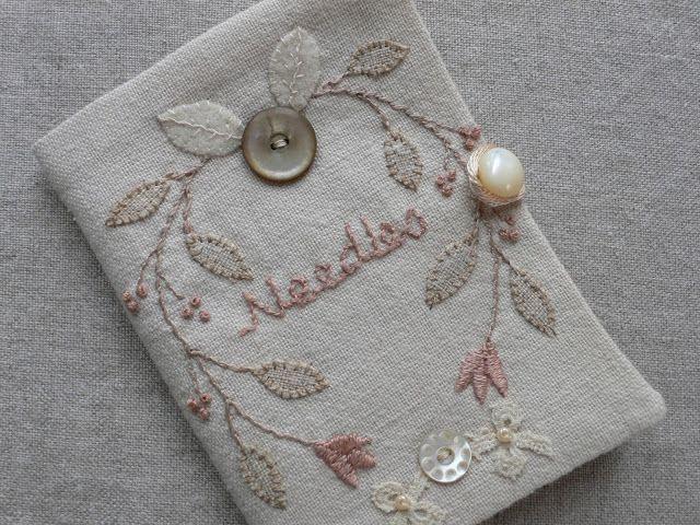 gentlework: needlebook