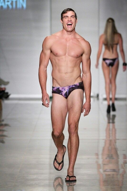 Pin By Rafael On Runway Mens Swimwear Swimwear Male Models