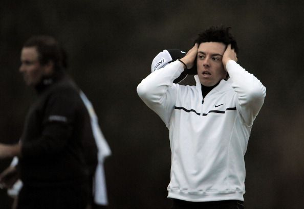 Rory Mclroy and Tiger Woods kicked out of WGC Matchplay Championship. Looking forward to the second round.