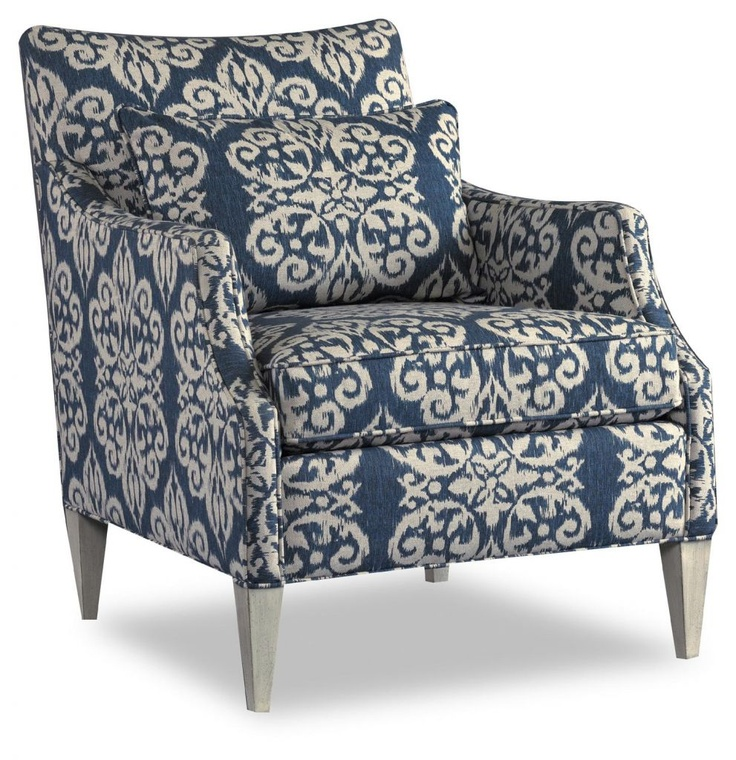Home Gallery Furniture For Hooker Harbour Pointe Spicer Lapis Casual Chair