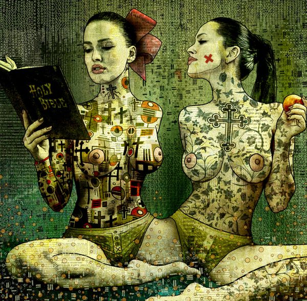 Charlie Terrell. Pintura Digital | Digital Painting